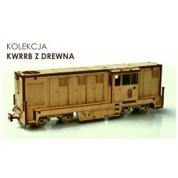 Model ze sklejki - Lxd2-309